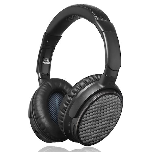 8. Active Noise Cancelling Bluetooth Headphones