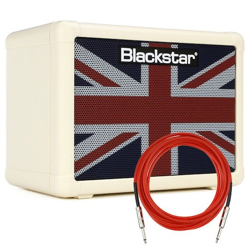 7. Blackstar FLY3 Union Flag 3-Watt 2-Channel Solid-State 1x3