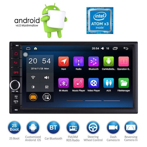 Top 10 Best In-Dash Navigation Vehicle GPS Units in 2018 Reviews
