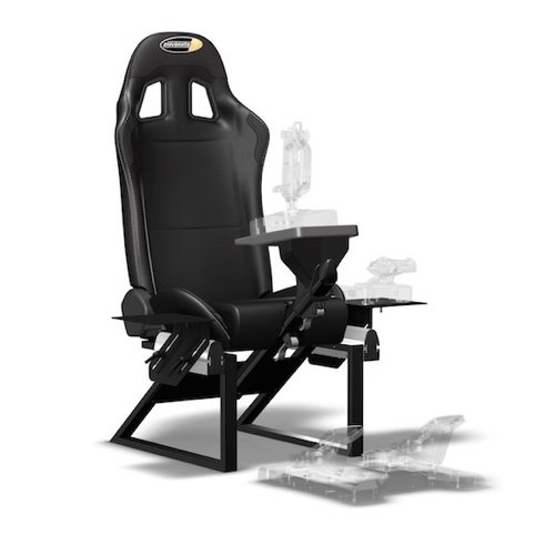 6- Playseat Flight Seat