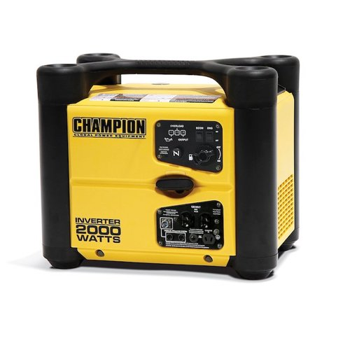 Top 10 Best Portable Inverter Generators for Home Use in 2019 Reviews