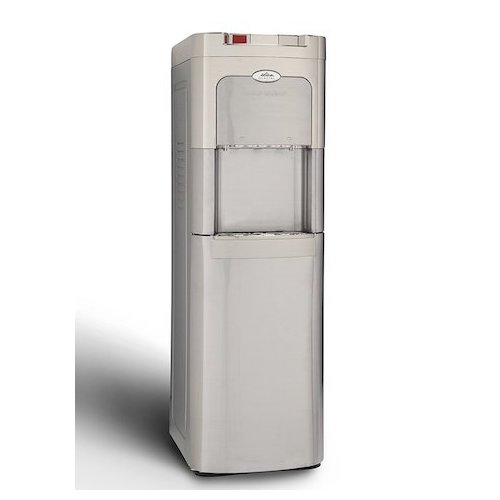10. Glacial Maximum Stainless Self Cleaning Base Load Water Cooler with Hot & Cold Water Dispenser
