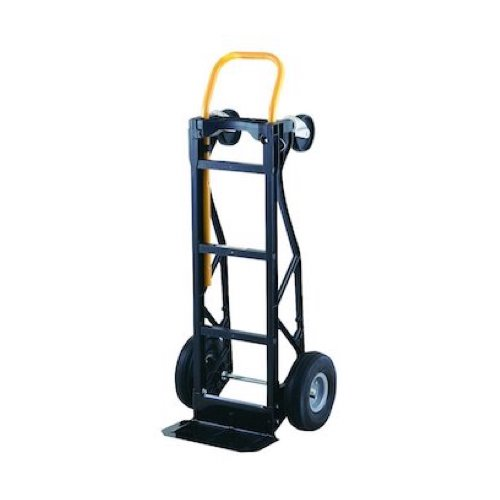 8. Harper Trucks 700 lb Capacity Glass Filled Nylon Convertible Hand Truck