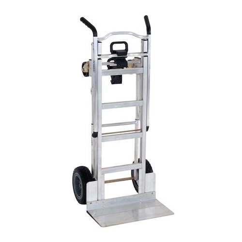 5. Cosco 3-in-1 Aluminum Hand Truck/Assisted Hand Truck