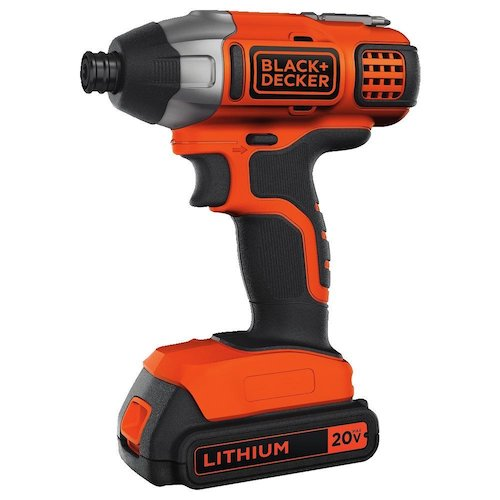 Top 9 Best Cordless Impact Drivers in 2017 Reviews