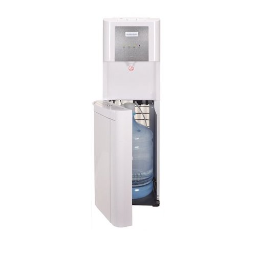 8. Hamilton Beach Bottom Loading Water Dispenser, White