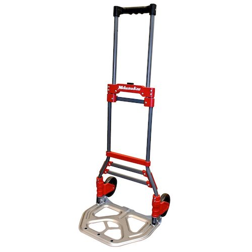 9. Milwaukee Hand Trucks 73777 Fold up Hand Truck