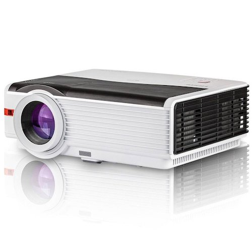 8. CAIWEI HD Projector 4200