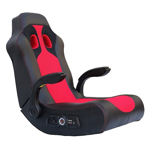3- Ace Bayou X-Rocker Vibe Video Game Chair