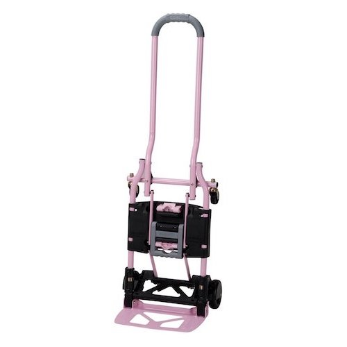 2. Cosco Shifter 300-Pound Capacity Multi-Position Folding Hand Truck