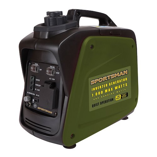 2. Portable Generator Inverter Generate Home RV/camper, Football Games and While Camping by Sportsman