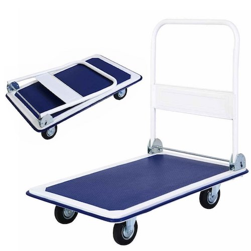 Top 10 Best Hand Trucks For Home Use in 2018 Reviews