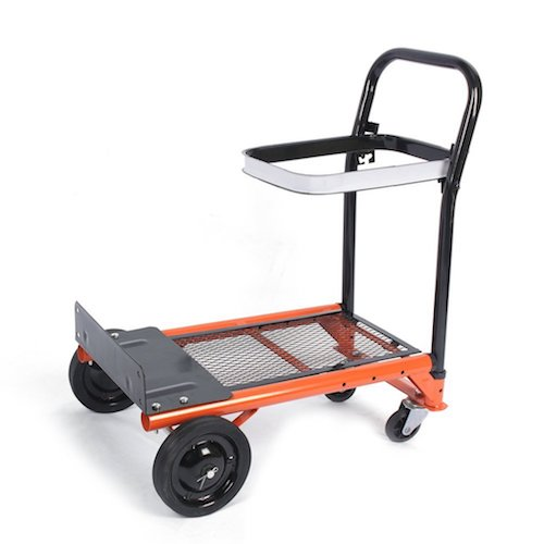 6. Heavy-duty Folding Sack Hand Truck