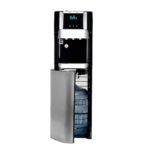 5. Brio Essential Series Bottom Load Hot, Cold & Room Water Cooler Dispenser