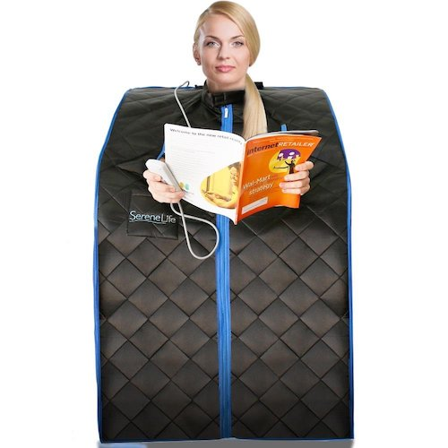 Top 10 Best Foldable Personal Saunas in 2017 Reviews