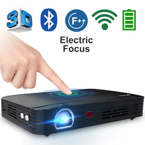 Top 10 Best Business Projectors under $500 in 2019 Reviews