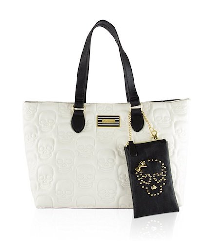 7. Betsey Johnson Womens Tote