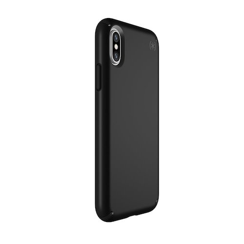 5. Speck Products Presidio Case for iPhone X, Black/Black