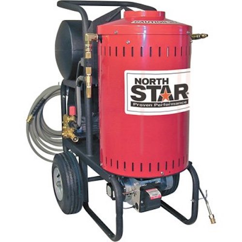 4. NorthStar Electric Wet Steam & Hot Water Pressure Washer