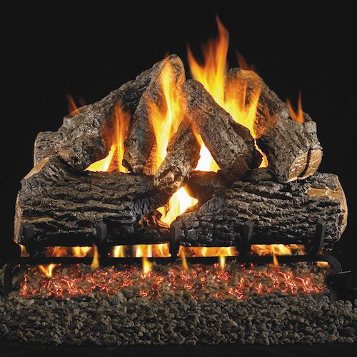 Top 10 Most Realistic Vented Gas Logs Sets in 2018 Reviews
