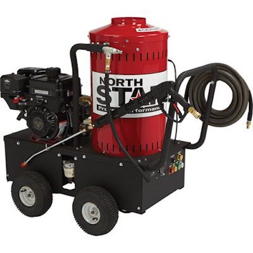 5. NorthStar Gas-Powered Wet Steam & Hot Water Pressure Washer