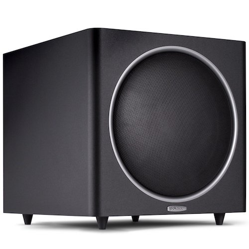 4. Polk Audio PSW125 12-Inch Powered Subwoofer (Single, Black)