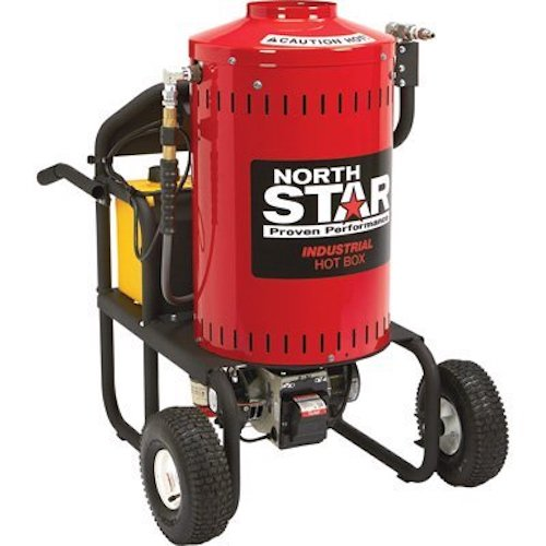 Top 10 Best Hot Water Pressure Washers in 2018 Reviews