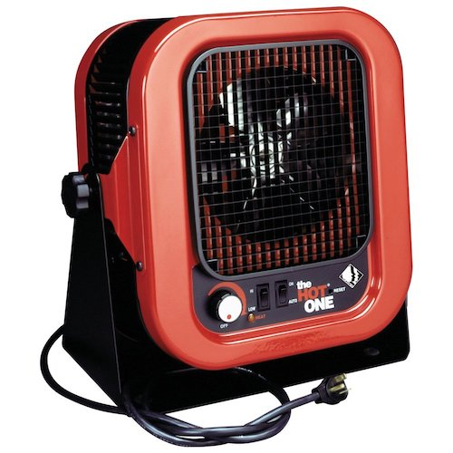 Top 10 Best 240v Electric Garage Heaters in 2018 Reviews