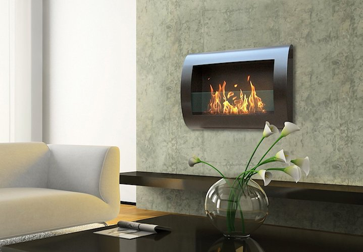 Top 10 Best Ventless Bio Ethanol Fireplaces in 2019 Reviews