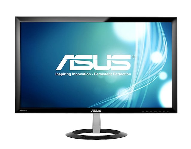 1. ASUS 23-inch Full HD Wide-Screen Gaming Monitor [VX238H] 1080p