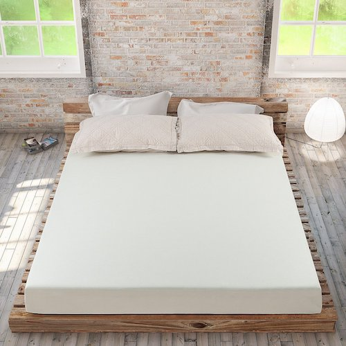1. Best Price Mattress 6-Inch Memory Foam Mattress