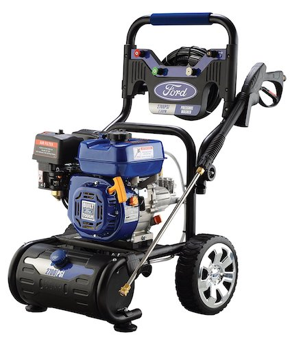 10. Ford FPWG2700H-J Gas Powered Pressure Washer
