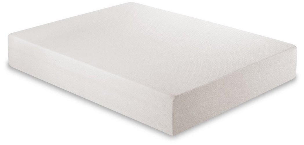 10. Zinus Memory Foam 12 Inch Green Tea Mattress