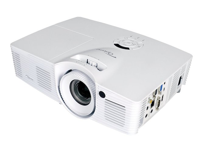 3. Optoma DU380 WUXGA 3800 LUMENS 3D DLP Business & Education Projector