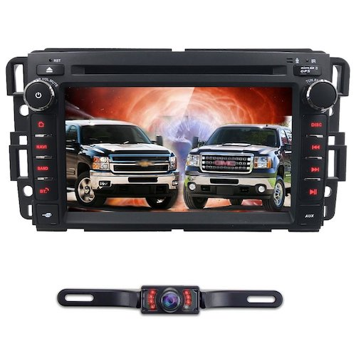 4. HIZPO Android 7.1 Car Stereo DVD Player