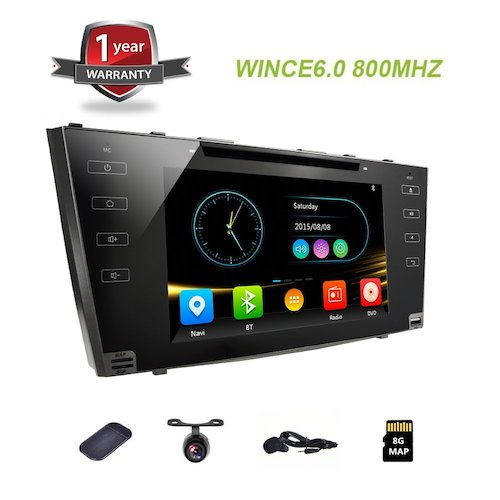 8. BroGoTek Car Head Unit
