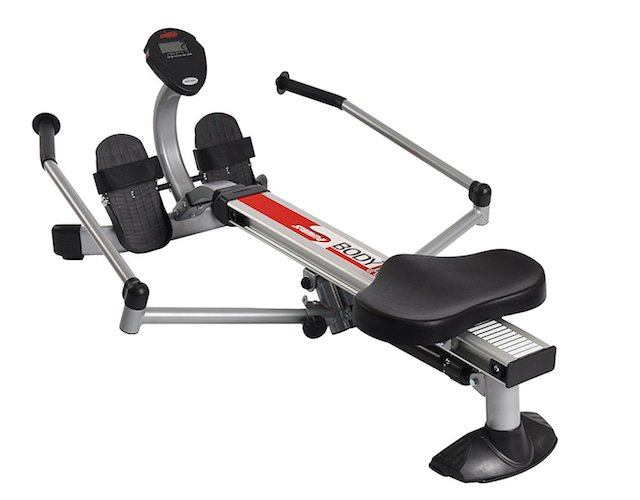3. Stamina Body Trac Glider 1050 Rowing Machine