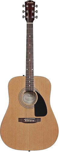 1. Fender Acoustic Guitar Bundle