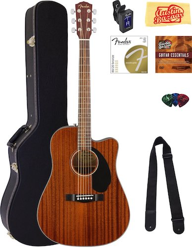 Top 10 Best Acoustic Guitars under $400 in 2018 Reviews