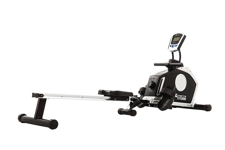 8. XTERRA ERG200 Folding Magnetic Resistance Rower