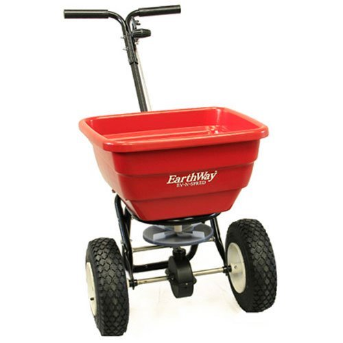 6. EARTH FRIENDLY PRODUCTS F80 Broadcast Spreader