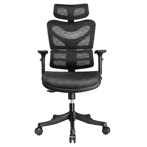 9. Argomax Mesh Ergonomic Office Chair (EM-EC002)