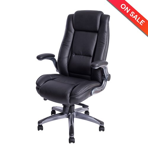 7. LCH High Back Leather Office Chair