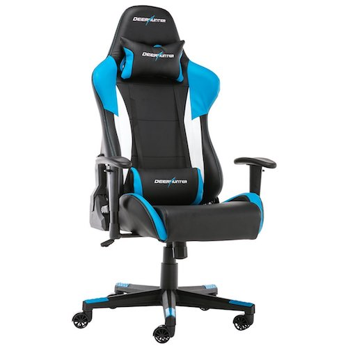 8. Deerhunter Gaming Chair, Leather Office Chair