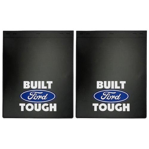 3. Built Ford Tough Mud Guard 24
