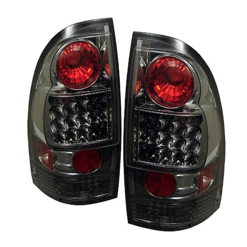 1. Spyder Auto ALT-YD-TT05-LED-SM Smoke LED Tail Light