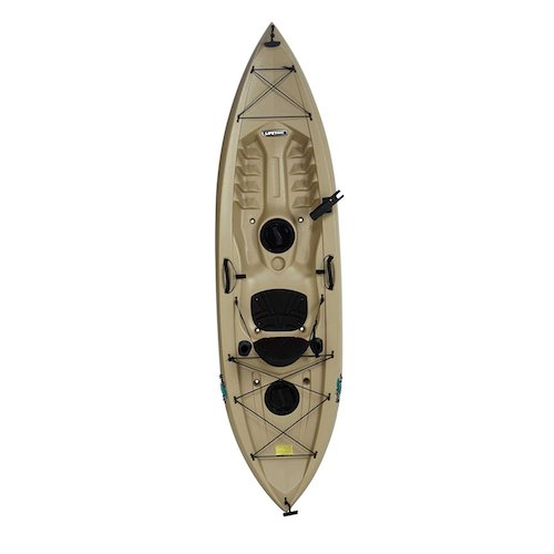 7. Lifetime Fishing Kayak with Paddle
