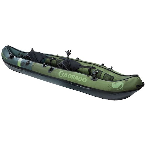 5. Sevylor Coleman Colorado 2-Person Fishing Kayak