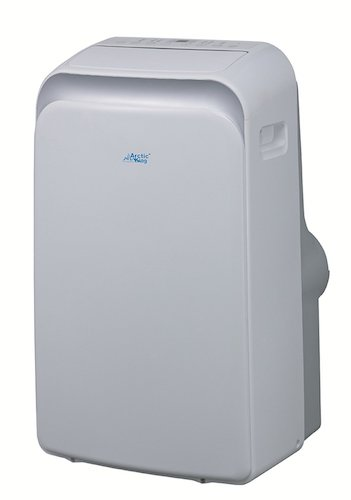 2. Midea AKPD14HR4 Arctic King 14000 BTU Portable AC/Heater