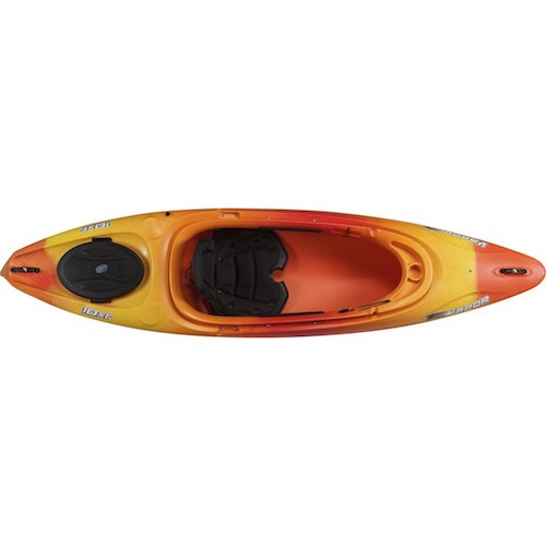 6. Old Town Canoes & Kayaks Vapor 10XT Recreational Kayak
